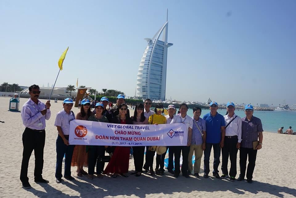 Du lịch Liên Tuyến Dubai - Ai Cập 2019  9N8Đ KH: Hàng Tháng
