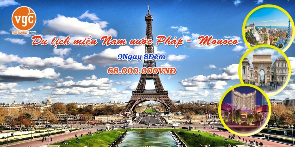 Du Lịch Châu Âu 2021:Tây Ban Nha - Monaco - Miền Nam Nước Pháp KH:  02/06, 10/07, 02/08
