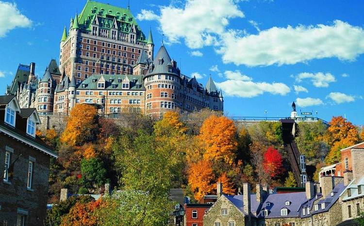 Du Lịch Canada: Toronto- top 4 thành phố đáng sống nhất thế giới 7N6Đ KH: 15/05, 10/06, 05/07