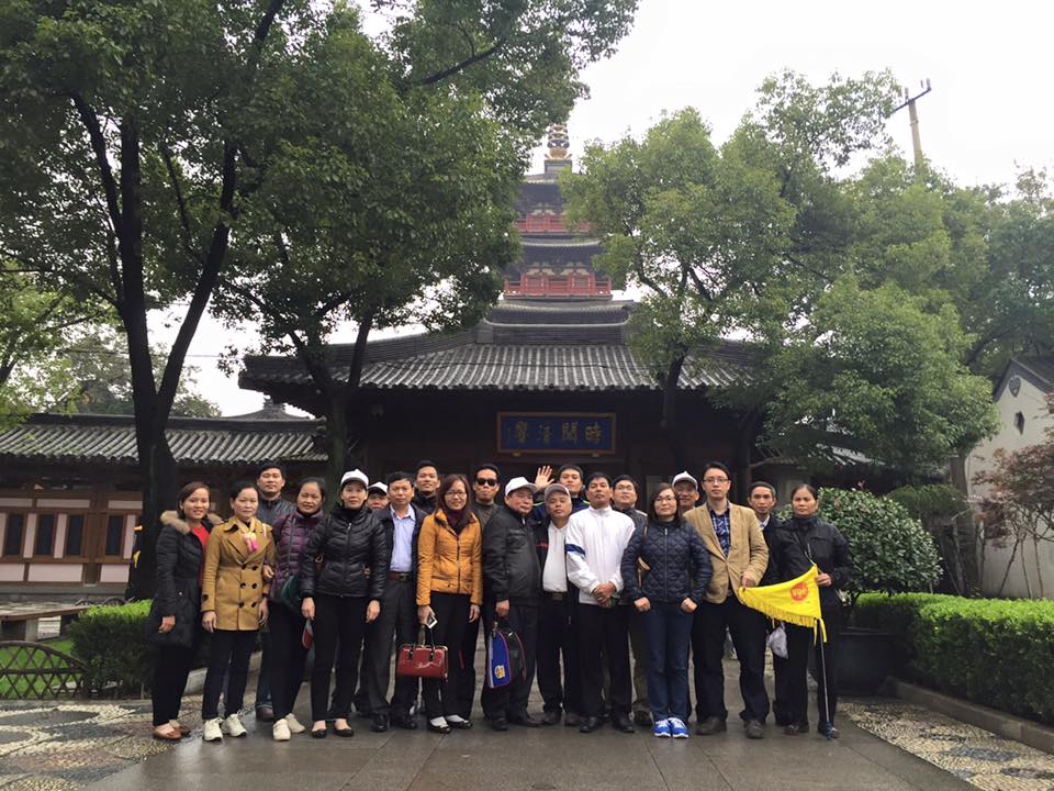Du lịch Trung Quốc: Thượng Hải - Hàng Châu - Tô Châu - Bắc Kinh 7N6Đ KH Hàng Tháng