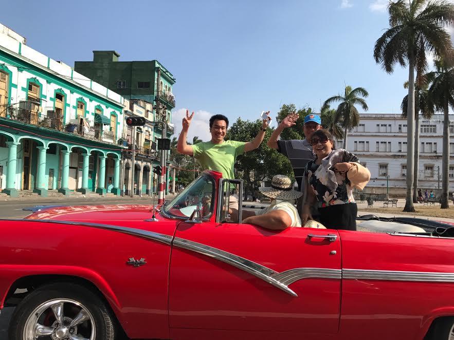 khách ở Cuba
