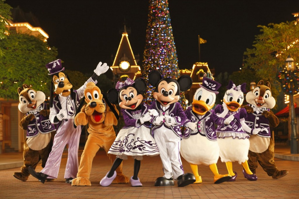 Du lịch Disneyland 2019: Hà Nội – Hồng Kông – Công viên Disneyland (Bay VN, KA) 4N3Đ KH hàng tháng