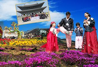 Du lịch Hàn Quốc Tết 2018: Seoul – Jeju – Everland - Nami 6N5Đ. KH hàng tháng