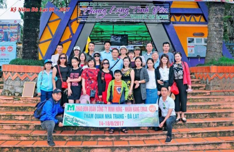 DU LỊCH ĐÀ LẠT 2018: Hà Nội - Đà Lạt - Thành Phố Tình Yêu 3 Ngày