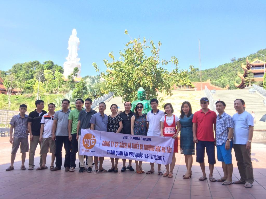 DU LỊCH 2019: PHÚ QUỐC - HÀM NINH – BÃI SAO – CHÙA HỘ QUỐC