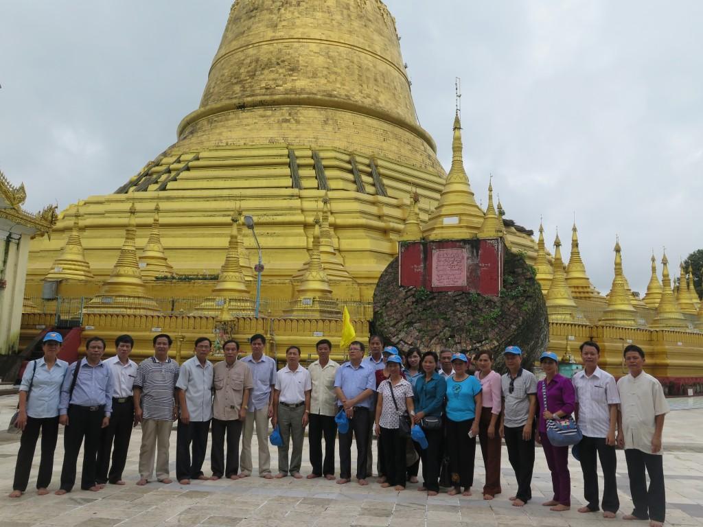 Du lịch Myanmar siêu hấp dẫn năm 2018: YanGon- Chùa Ba Vàng-Kyaikhtiyo- BaGo 4N3Đ. KH: 12/05, 23/08, 14/09, 03/12