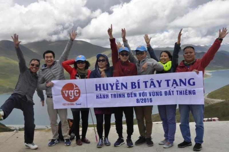 Du lịch Tây Tạng: Thành Đô - Lhasa - Yamdrok - Shigate 8N7Đ . KH: 15/02/2018, 15/03/2018, 16/04/2018
