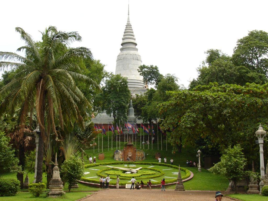 Chùa Wat Phnom