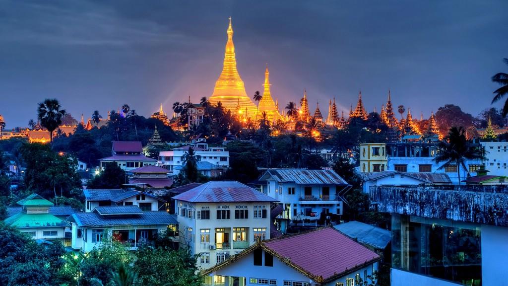Du lịch Myanmar : Hà Nội – Yangon – Bago – Chùa Đá Vàng Kyaikhtiyo 4N3Đ