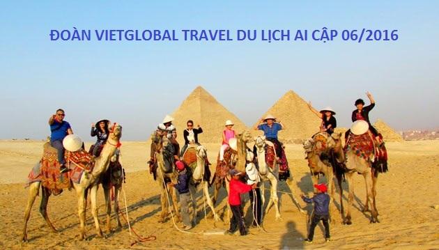 Du lịch Ai Cập 2019 : Cairo-Aswan-Edfu - Kom Obo - Luxor KH 24/11, 28/12/2019
