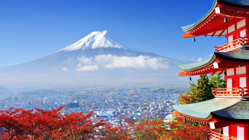 Du lịch Nhật Bản: Hà Nội- Tokyo-  Nagoya- Kyoto- Osaka- Nara 7N6Đ KH: 15/02, 10/03, 20/04