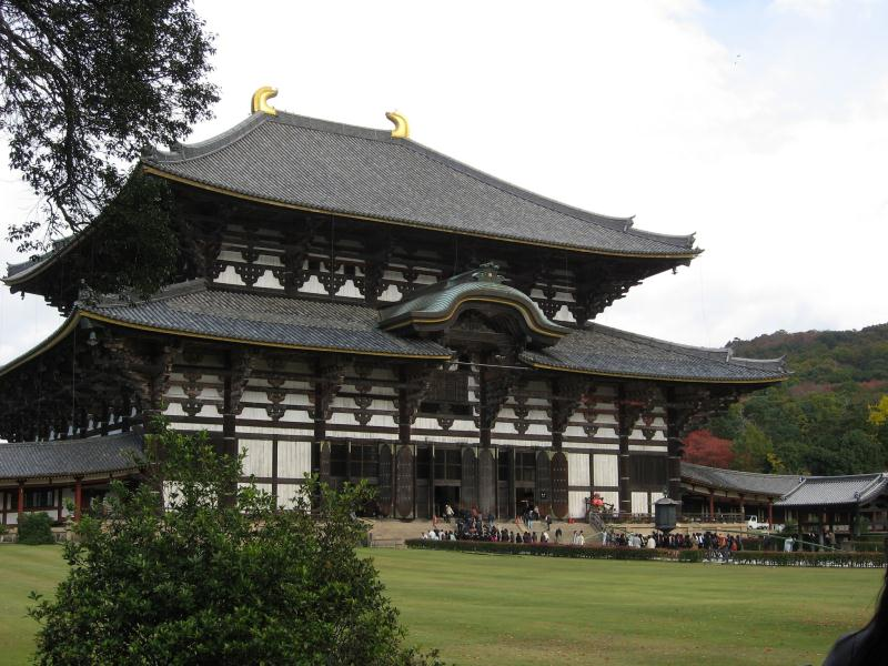 Đền thờ Todaiji