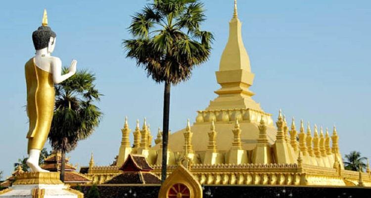 Du lịch Lào: Hà Nội - Vinh - Viêng Chăn - Luông Phrabang -Xieng Khoang - Viêng Chăn - Vinh - Hà Nội 6N5Đ KH Hàng tháng