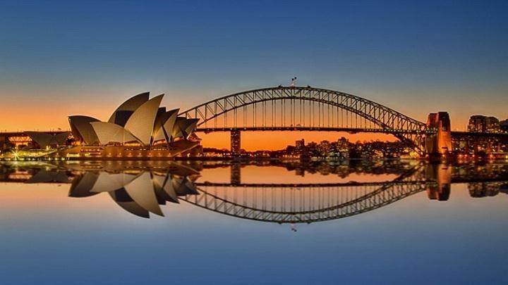 Tour Úc (7 ngày 6 đêm)