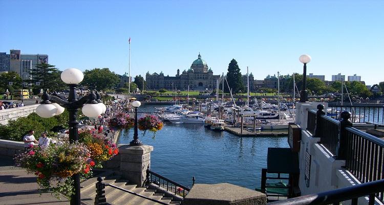Du lịch Canada: Vancouver - Rocky Mountain - Montreal - Quebec - Ottawa - Toronto 13N12Đ