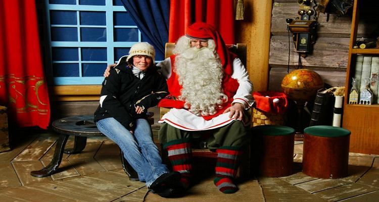 Tour đón giáng sinh trên quê hương Ông già Noel.