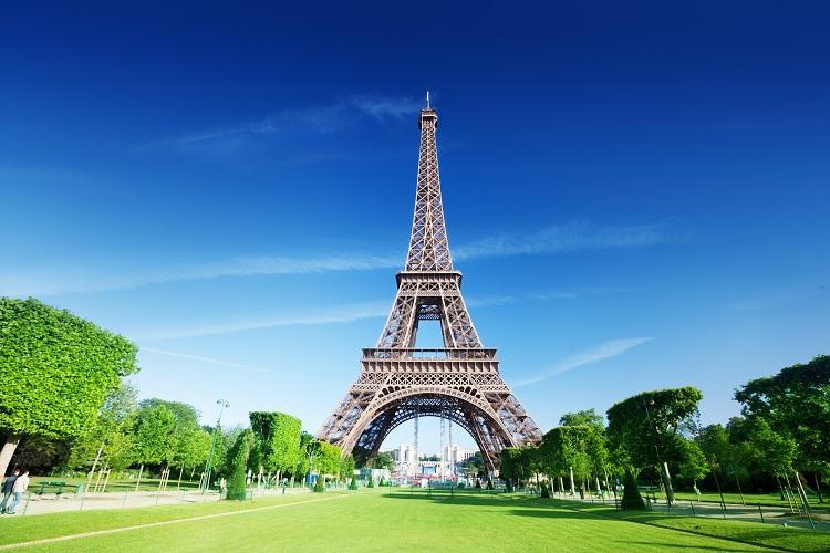 Tour du lịch vòng quanh đất Pháp 8N7Đ KH: 15/05, 10/06, 7/7, 20/08, 16/09, 22/10, 25/11, 14/12