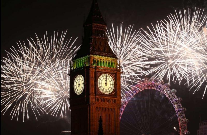 Du lịch Châu Âu giá rẻ - Đón Tết  tại Anh 2021