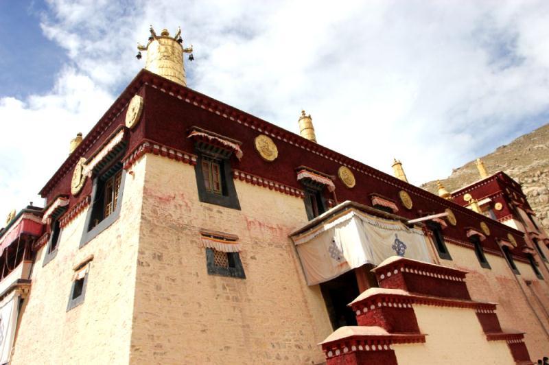 Tu viện Tashilunpo huyền bí