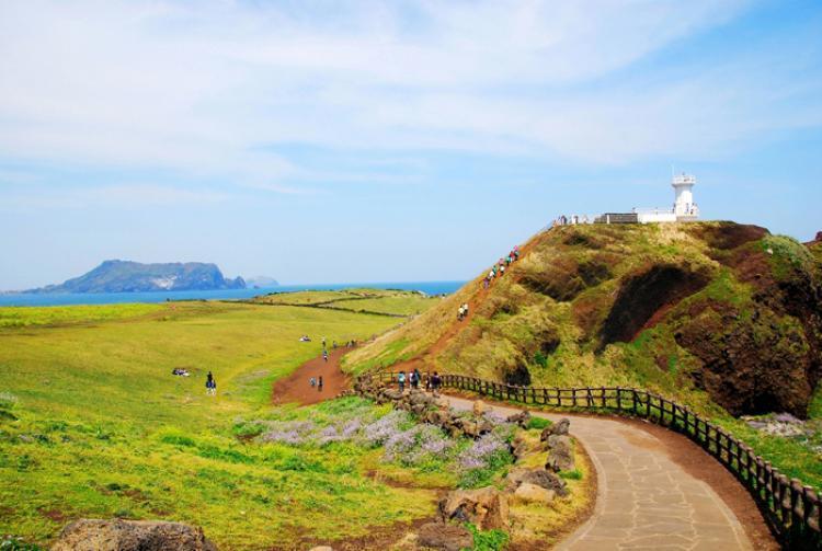 Du lịch Hàn Quốc: Khám phá đảo Jeju mới nhất 2019 5N4Đ KH hàng tháng
