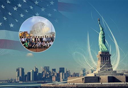 Du lịch Nước Mỹ 2019: NEW YORK – PHILADELPHIA – WASHINGTON – LAS VEGAS – LOS ANGELES – SAN FRANCISCO  12N11Đ KH: Hàng Tháng