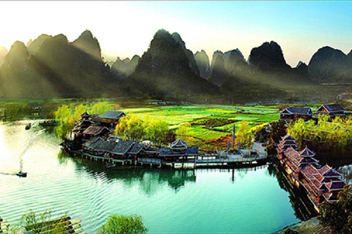 Du lịch Trung Quốc: Khám phá Nam Ninh- Quảng Châu- Thâm Quyến (6 ngày 5 đêm)