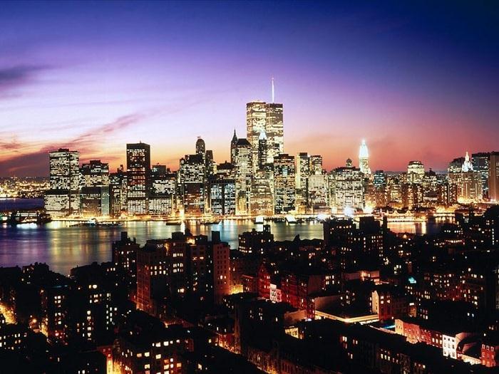 Du lịch miền Đông nước Mỹ:  Hà Nội- New York- Philadelphia- Washington DC 5N4Đ