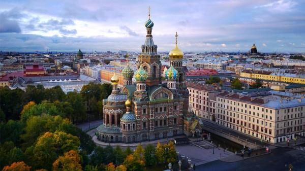 Du lịch Nga: Matxcova - Saint.Peterburg 9N8Đ KH 10/02, 05/03, 01/04, 10/05