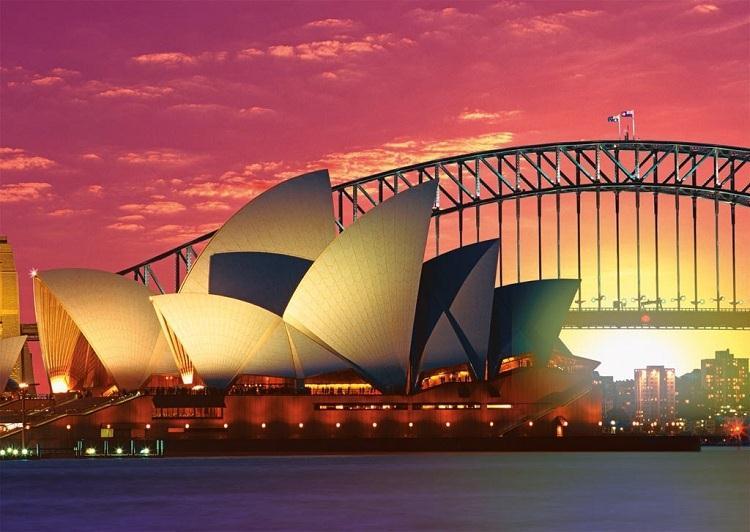 Tour du lịch khám phá Châu Úc: Australia- New Zealand 9N8Đ