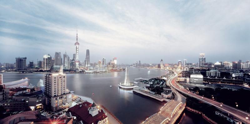 Du thuyền trên Sông Hoàng Phố