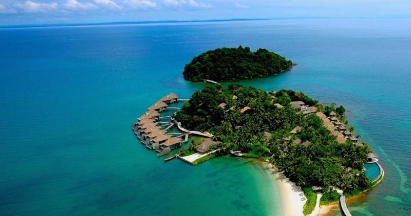 Du lịch đảo Koh Rong Campuchia : Thiên đường lãng quên đảo Koh Rong 3N2Đ KH hàng tháng