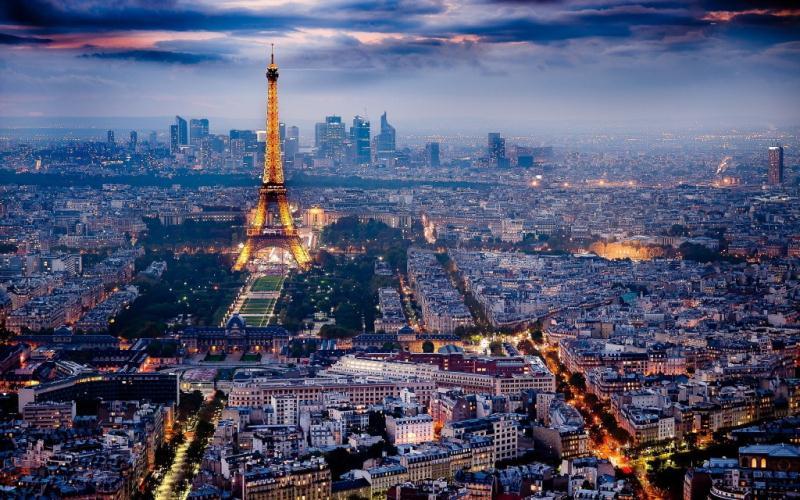 Du lịch Pháp - Monaco - Italia 11N10Đ KH: Hàng Tháng