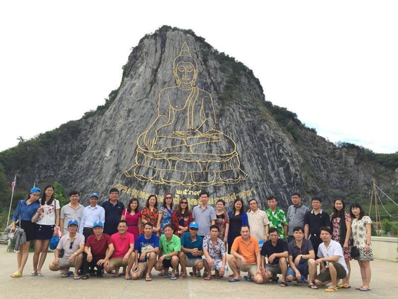 Tour du lịch tết: Thái Lan: Bangkok- Safari World- Pattaya 5N4Đ KH Hàng Tháng