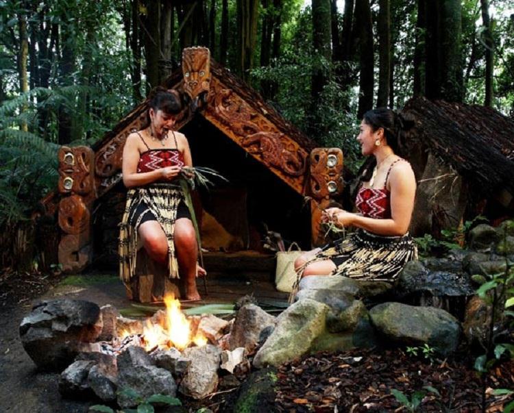 Du lịch New Zealand khám phá Văn Hóa thổ dân 8N7Đ