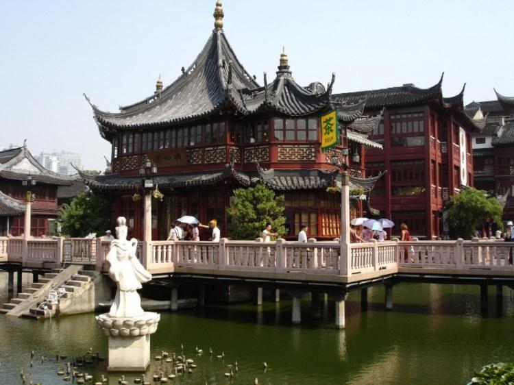 Du lịch Trung Quốc : Bắc Kinh- Thượng Hải 5N4Đ KH hàng tháng