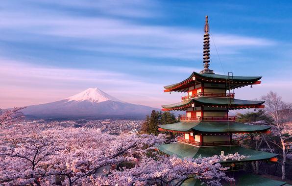 Du Lịch Nhật Bản : Hà Nội – Osaka – Kobe – Kyoto – Nagoya – Núi Phú Sỹ – Halone – Tokyo – Disneyland 7N6Đ KH: 15/02, 10/03, 22/04, 05/05