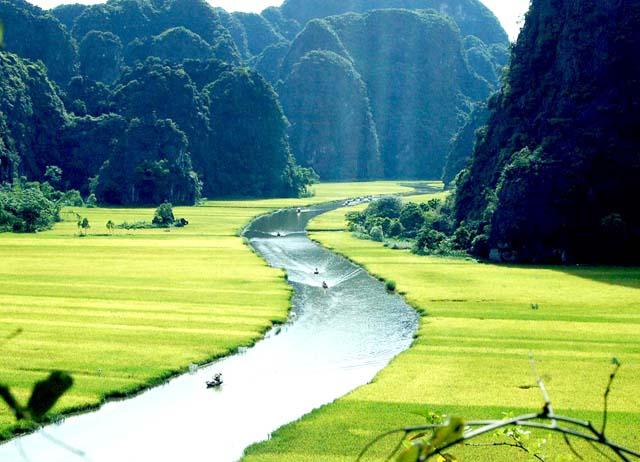 Du Lịch Liên Tuyến : Hà Nội - Ninh Bình - Tam Cốc - Bái Đính - Hạ Long - Yên Tử 4N3Đ