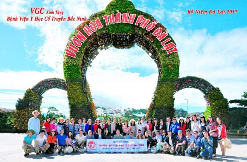 Tour Sài Gòn - Đại Nam - Biển Vũng Tàu - Đà Lạt - Nha Trang