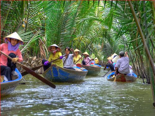 Du lịch Miền Nam: Màu Sắc Nam Bộ