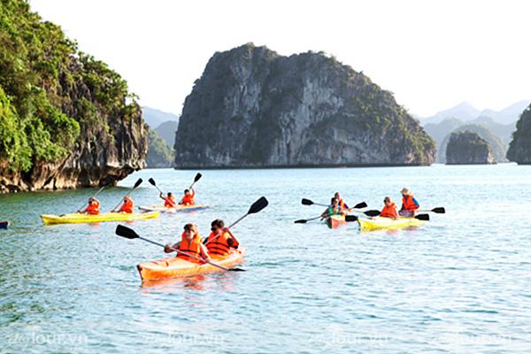 Tour du lịch Hạ Long - Tuần Châu - Cát Bà