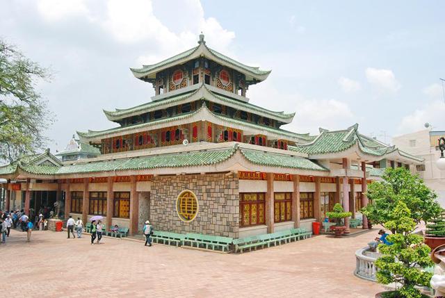 Châu Đốc - Hà Tiên - Cần Thơ