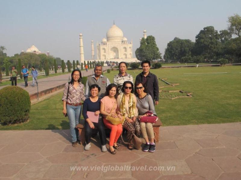 Du Lịch Ấn Độ 2018: Tứ Thánh Địa Phật Giáo - Lumbini - Bodgaya - Vanarasi - Kushinaga 9N8Đ. KH: 24/05/2018, 15/07/2018, 09/10/2018, 15/12/2018