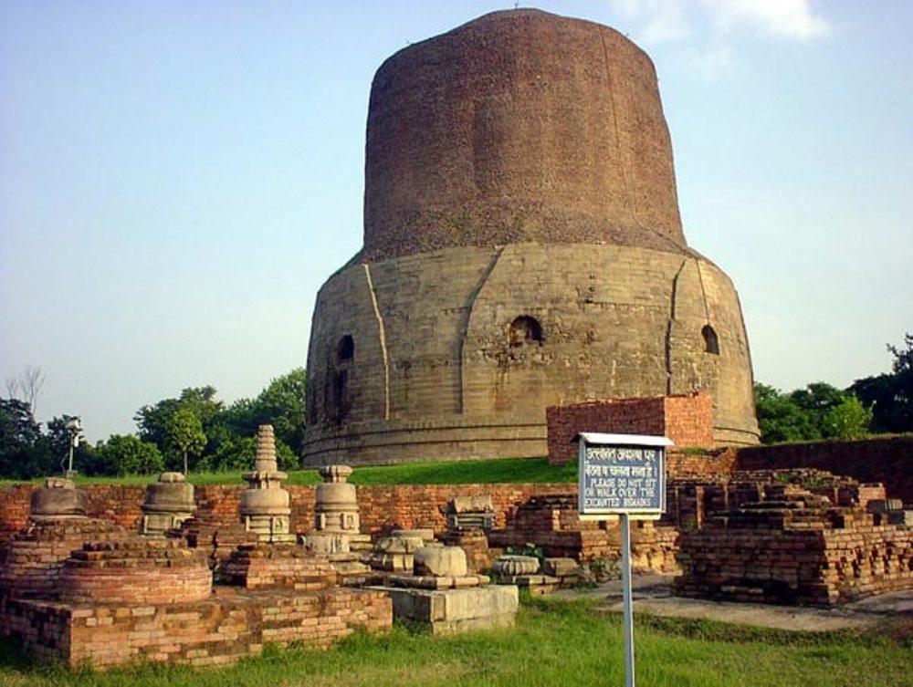 Vườn Lộc uyển Sarnath