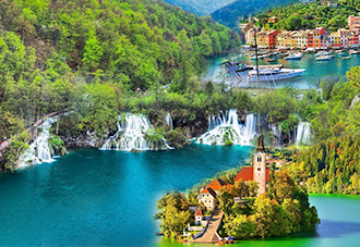 Du lịch Nam Tư cũ 2018: Slovenia - Croatia - Montenegro - Bosnia & Herzegovina - Serbia 12N11Đ. KH: 12/07, 26/09, 09/11