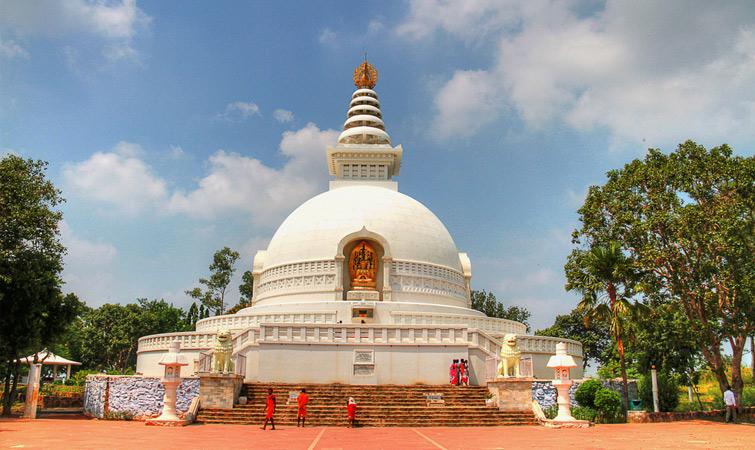 Thành Vương Xá Rajgir