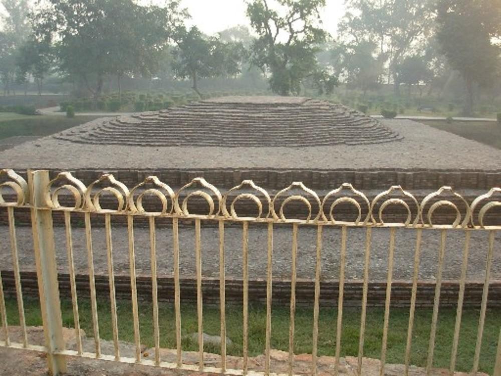 Nơi Đức Phật Niết Bàn