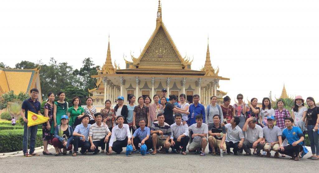 Du lịch Campuchia:  Phnompenh - Siemriep 4N3Đ. KH: Hàng Tuần