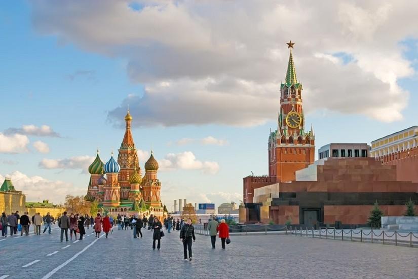 Du Lịch Nga Vành Đai Vàng Nước Nga và Bắc Cực Quang: Moscow- Sergiev Posad – Vladimir – Moscow 9N8Đ . KH 10/09, 05/10, 10/11