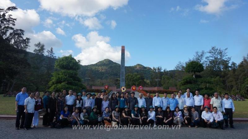 Đoàn khách của Vietglobal Travel