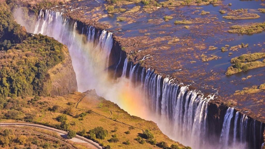Du Lịch 2019: Zambia - Zimbabwe - Thác Victoria 8N7Đ